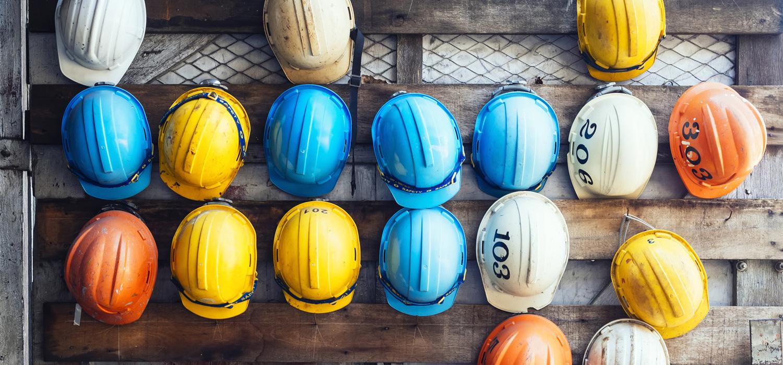 ¿Están cubiertos los accidentes personales en el sector de la construcción?