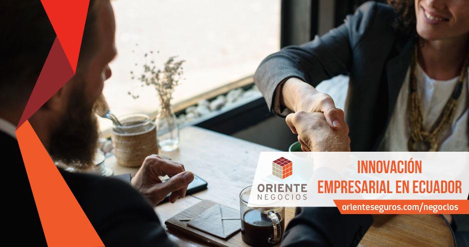 Estrategias de innovación empresarial en Ecuador, proyectos del CAF y la ONU